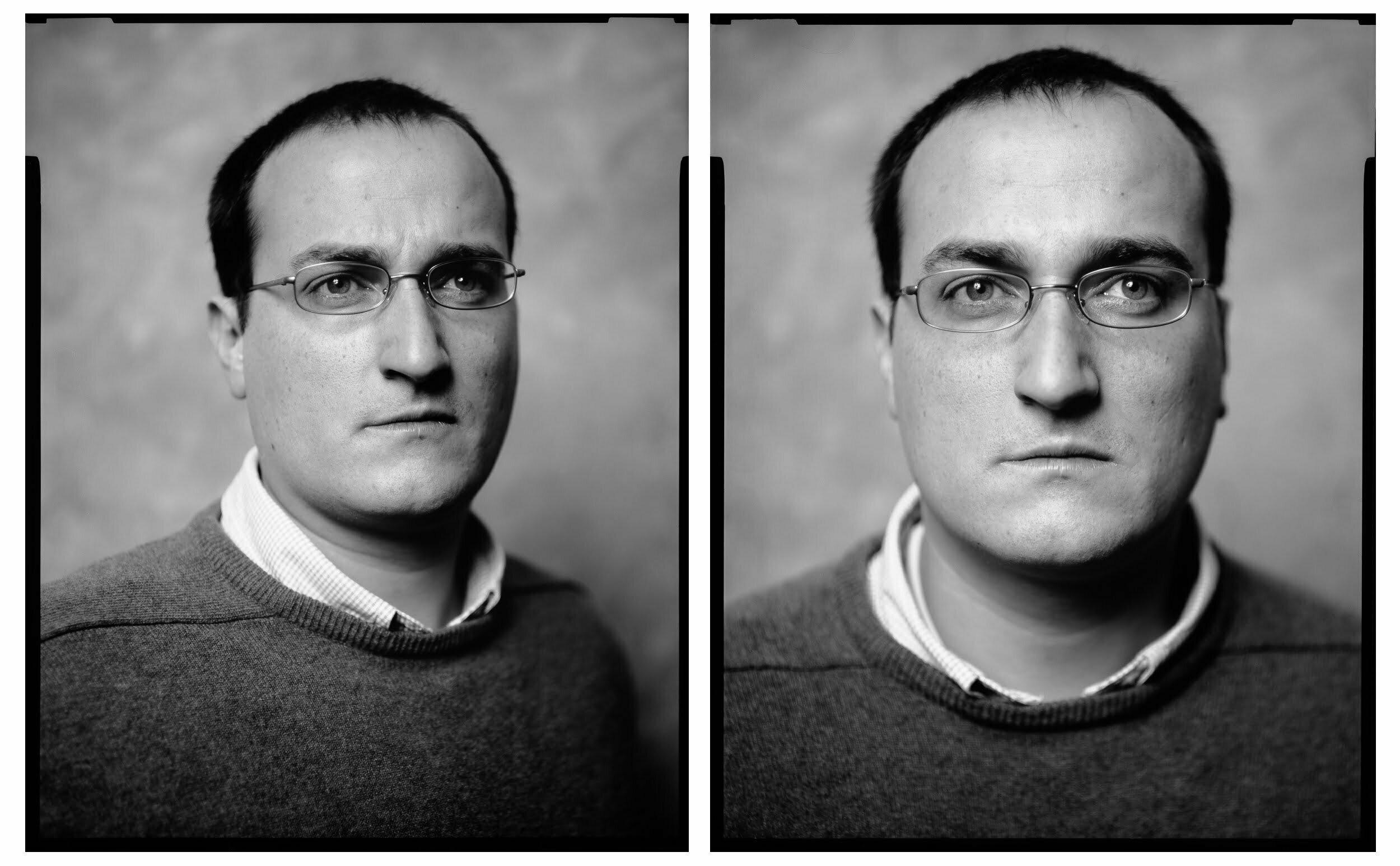 Portrait of Xavier, Statistician