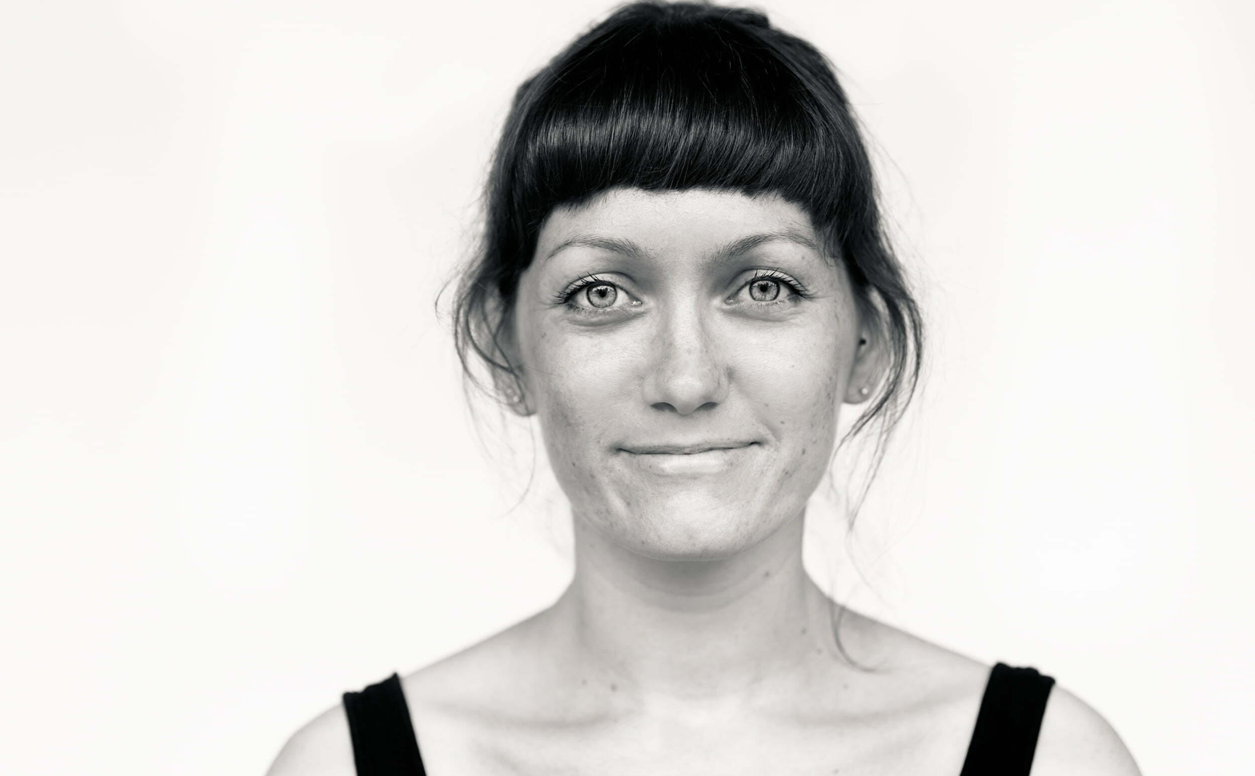 Portrait of Aude, Graphic Designer