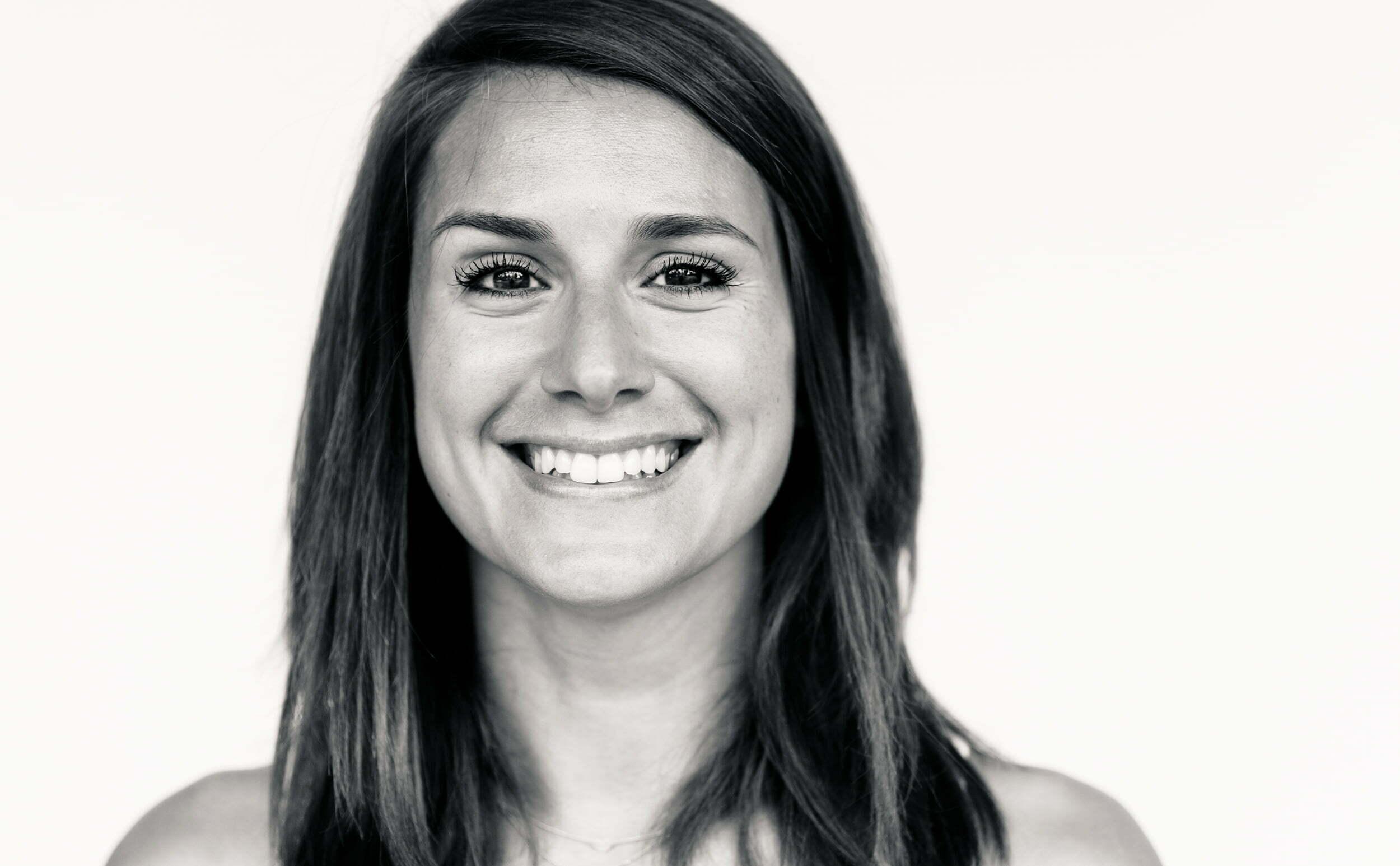 Portrait Florence Watrin, Graphic Designer